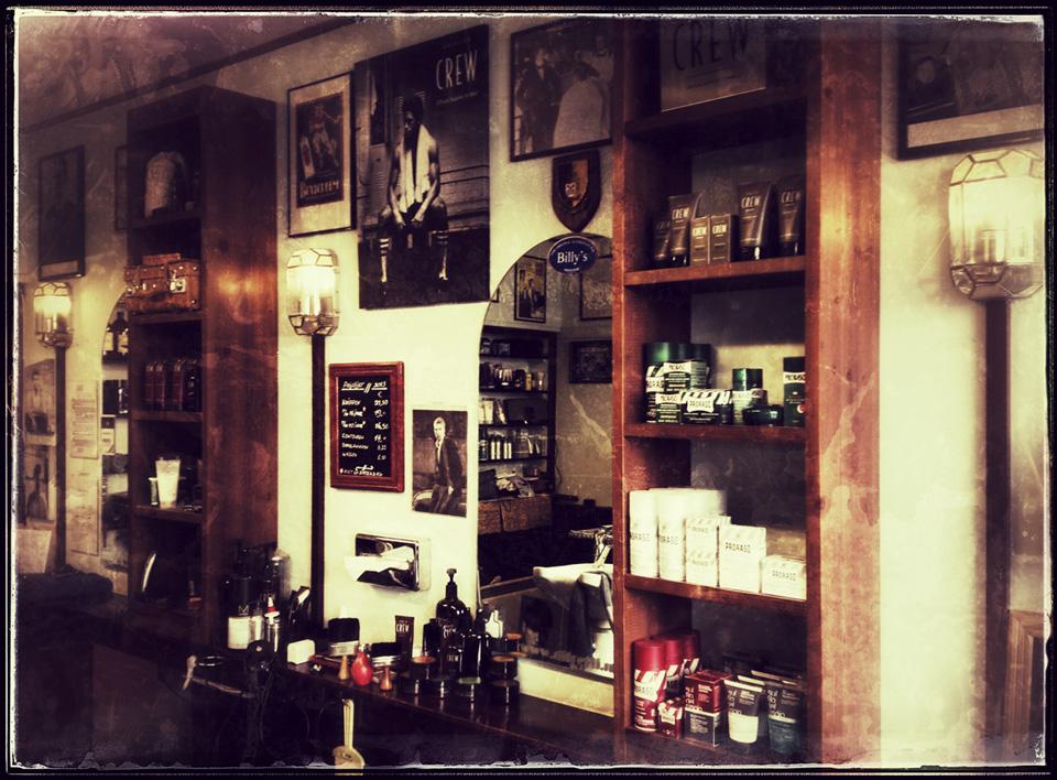 Barbershop geschiedenis